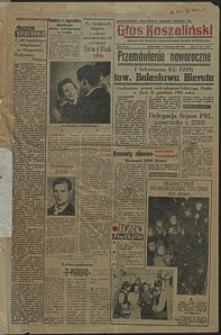 Głos Koszaliński. 1956, styczeń, nr 1