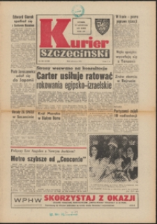 Kurier Szczeciński. 1978 nr 256 wyd. AB