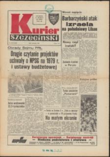 Kurier Szczeciński. 1978 nr 287 wyd. AB