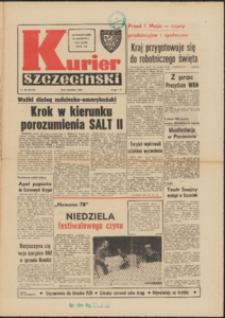 Kurier Szczeciński. 1978 nr 93 wyd. AB