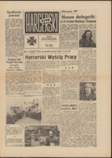 Kurier Szczeciński. 1978 nr 4 Harcerski Trop