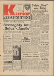 Kurier Szczeciński. 1975 nr 141 wyd.AB