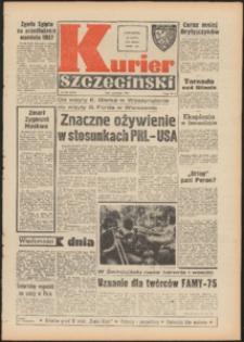 Kurier Szczeciński. 1975 nr 161 wyd.AB