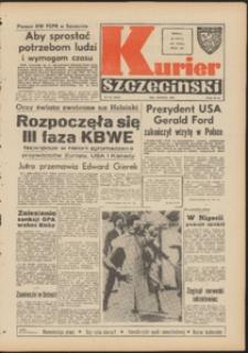 Kurier Szczeciński. 1975 nr 165 wyd.AB