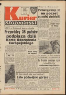 Kurier Szczeciński. 1975 nr 167 wyd.AB