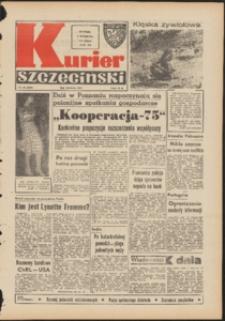 Kurier Szczeciński. 1975 nr 195 wyd.AB