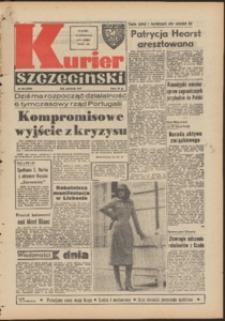 Kurier Szczeciński. 1975 nr 204 wyd.AB