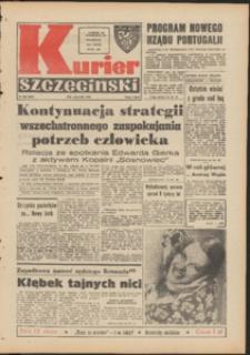 Kurier Szczeciński. 1975 nr 205 wyd.AB