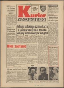 Kurier Szczeciński. 1975 nr 227 wyd.AB