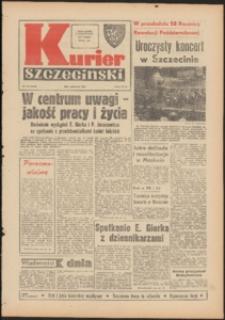 Kurier Szczeciński. 1975 nr 242 wyd.AB