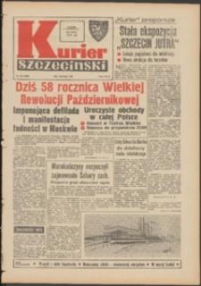 Kurier Szczeciński. 1975 nr 243 wyd.AB