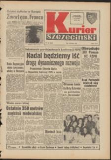 Kurier Szczeciński. 1975 nr 254 wyd.AB