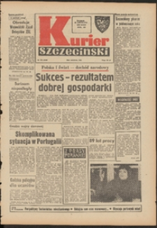 Kurier Szczeciński. 1975 nr 258 wyd.AB