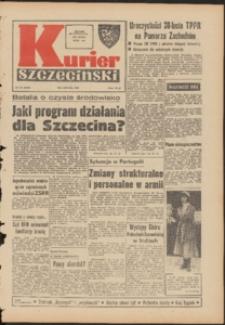 Kurier Szczeciński. 1975 nr 261 wyd.AB