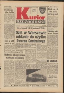Kurier Szczeciński. 1975 nr 267 wyd.AB