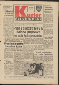 Kurier Szczeciński. 1975 nr 278 wyd.AB