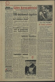 Głos Koszaliński. 1956, marzec, nr 58