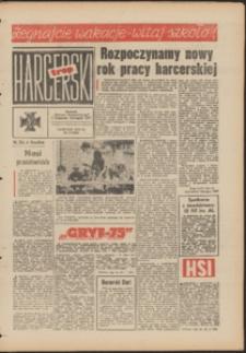Kurier Szczeciński. 1975 nr 8 Harcerski Trop
