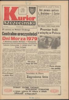 Kurier Szczeciński. 1979 nr 131 wyd.AB