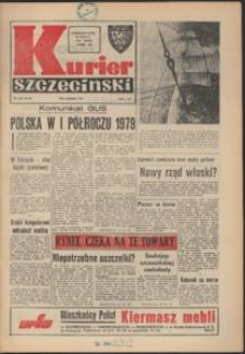 Kurier Szczeciński. 1979 nr 168 wyd.AB