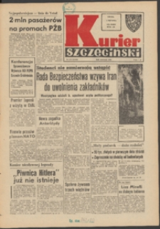 Kurier Szczeciński. 1979 nr 272 wyd.AB