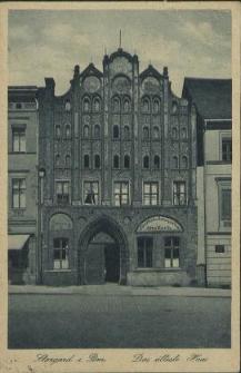 Stargard i. Pom., Das älteste Haus