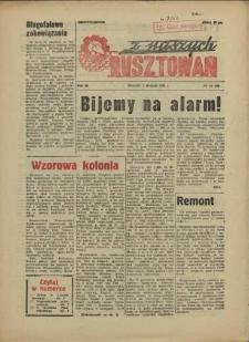 Z Naszych Rusztowań. R.3, 1956 nr 14