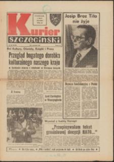 Kurier Szczeciński. 1980 nr 100 wyd.AB