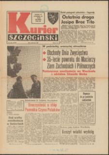 Kurier Szczeciński. 1980 nr 104 wyd.AB