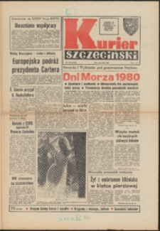 Kurier Szczeciński. 1980 nr 136 wyd.AB
