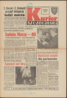 Kurier Szczeciński. 1980 nr 137 wyd.AB