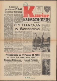 Kurier Szczeciński. 1980 nr 184 wyd.AB