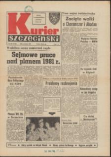 Kurier Szczeciński. 1980 nr 225 wyd.AB