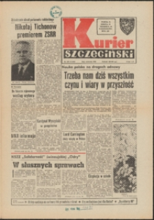 Kurier Szczeciński. 1980 nr 233 wyd.AB