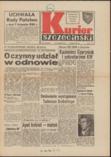 Kurier Szczeciński. 1980 nr 244 wyd.AB