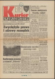 Kurier Szczeciński. 1980 nr 245 wyd.AB