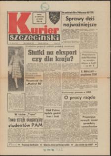 Kurier Szczeciński. 1980 nr 246 wyd.AB