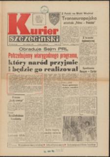 Kurier Szczeciński. 1980 nr 254 wyd.AB