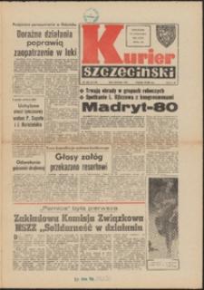 Kurier Szczeciński. 1980 nr 258 wyd.AB