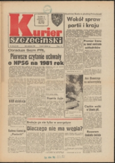 Kurier Szczeciński. 1980 nr 276 wyd.AB