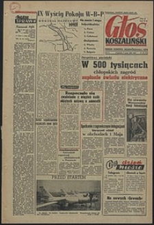 Głos Koszaliński. 1956, maj, nr 105