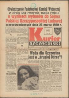 Kurier Szczeciński. 1980 nr 68 wyd.AB