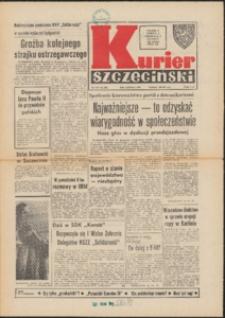 Kurier Szczeciński. 1981 nr 107 wyd.AB