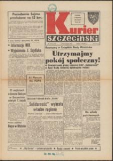 Kurier Szczeciński. 1981 nr 109 wyd.AB