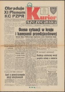 Kurier Szczeciński. 1981 nr 110 wyd.AB