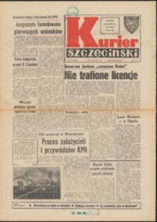 Kurier Szczeciński. 1981 nr 114 wyd.AB