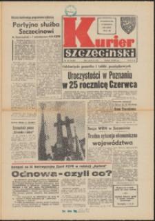 Kurier Szczeciński. 1981 nr 122 wyd.AB