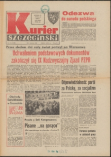 Kurier Szczeciński. 1981 nr 139 wyd.AB