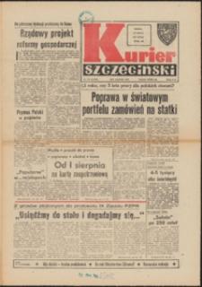 Kurier Szczeciński. 1981 nr 144 wyd.AB