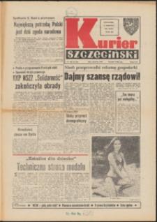 Kurier Szczeciński. 1981 nr 155 wyd.AB